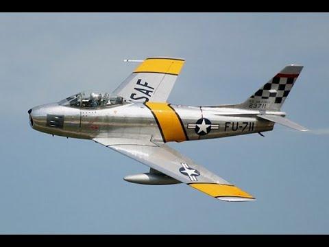 Great Planes North American F 86 Sabre