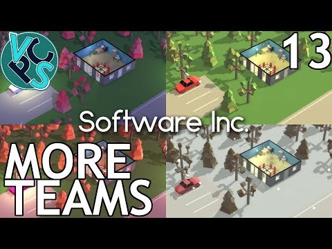 Software Inc EP13: More Teams – Alpha 10, Hard Mode