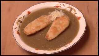 French Onion Soup - Recipe