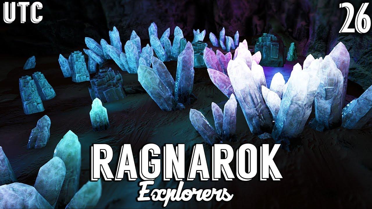 Have You Found The New Ragnarok Crystal Cave Yet? :: Ragnarok Desert  Explorers :: Ep  26