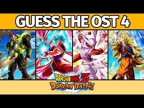 Guess the Dokkan Battle OST 4