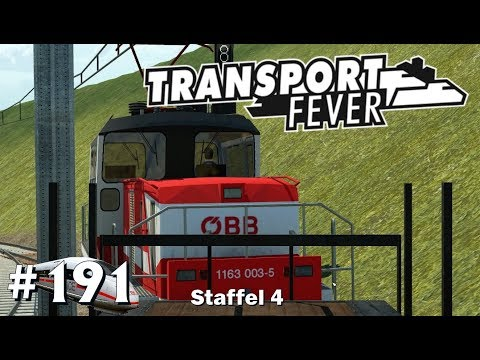 Transport Fever S4/#191: Mit Tiefladewagen nach Paris [Lets Play][Gameplay][German][Deutsch]