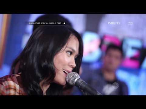 Sheila on 7 Ft. Sheryl Sheinafia - Saat Aku Lanjut Usia  (Live at Breakout)