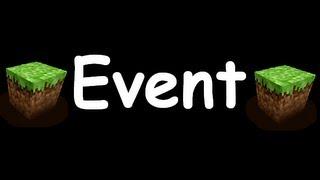 Minecraft Event!