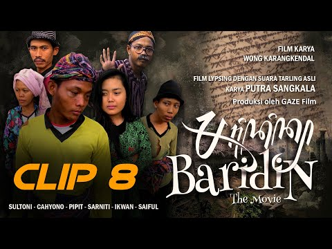 Baridin The Movie - Ajian Kemat Jaran Guyang
