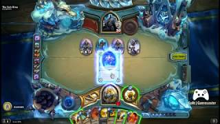 Hearthstone Defeating the Lich King - Paladin