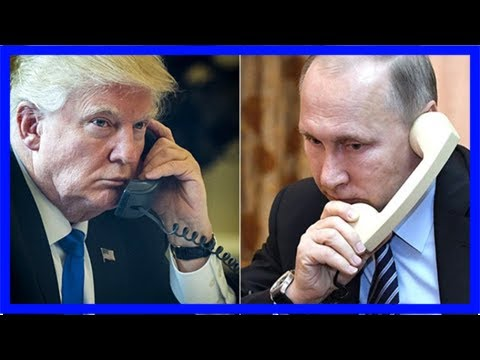 New zealand news.net - trump and putin hold long phone call over syria north korea