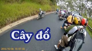 MrT 03 -Sài Gòn đi Đà Lạt qua Tà Pao - Vietnam motovlog