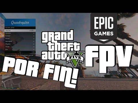 Фото Simulador FPV GTA V Epic Games