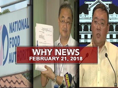 UNTV: Why News (February 21, 2018)