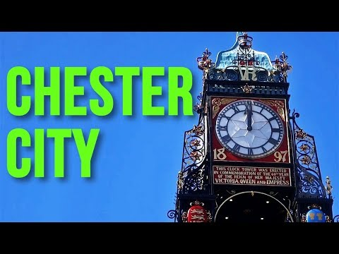 Places To Live In The UK - Chester City....England CH1