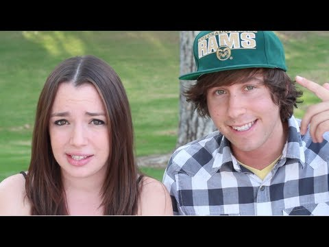 One Direction - Live While We're Young Music Video (Jon D & Kait Weston Acoustic Cover)