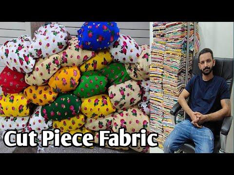 Cotton Cut Piece Wholesale Market/digital Prient Cut Piece/bast Cut Piece Fabric/rayon Cotton Fabric