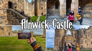 Alnwick Castle | Harry Potter ✨