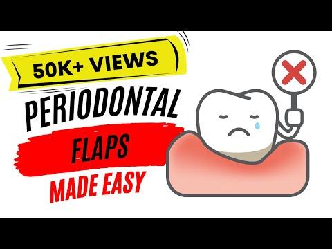 Periodontal flap part 1