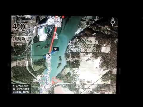 Make your own maps for Lowrance HDS