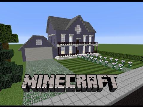 Minecraft: Garajlı Ev Yapımı #3