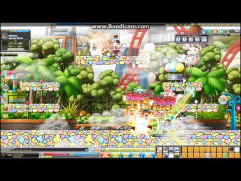 Maplestory (SEA, Aquila) - Unfunded Mercedes Solo Scar + Targa (Post RED)