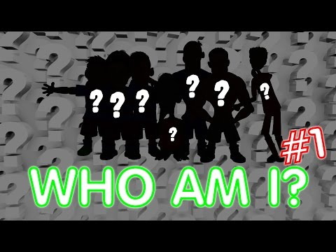 WHO AM I? Episode 1 (Guess the Footballer Quiz Cartoon)