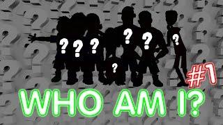 WHO AM I? Episode 1 (Guess the Footballer Quiz Cartoon)