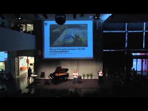 Framtid2015: Nina Jensen WWF Norge om bærekraftige løsninger