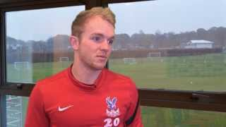 EXCLUSIVE: Jonny Williams On New Crystal Palace Contract