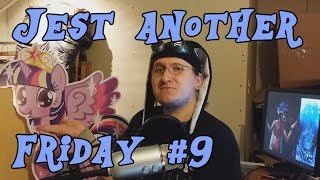 Jest Another Friday #9: Game down with the sickness?