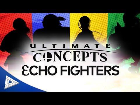Super Smash Bros. Ultimate: Potential Echo Fighters
