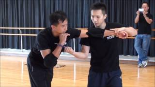 The Demonstration of Silat and Arnis in ...