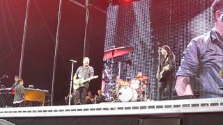 "BRUCE SPRINGSTEEN FENWAY PARK ""Dirty Water"" 8/14/12"