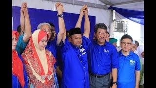 Semenyih by-election: BN puts faith in 58-year-old local Umno man as candidate