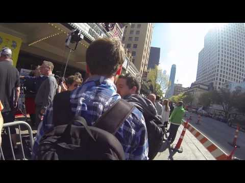 My GoPro view of the SXSW Film Festival