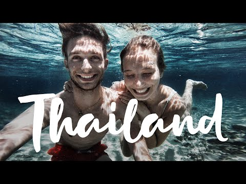 TRAVEL AROUND THAILAND // Couple + Backpacker // 2016/17