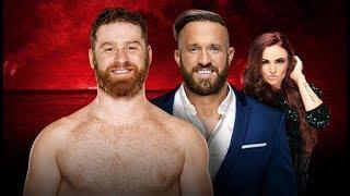 WWE Battleground 2017 Updated Card
