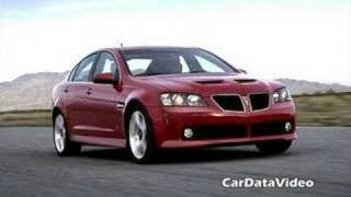 Pontiac G8 GT - Driving the G8 V8