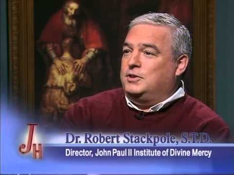 Robert Stackpole: An Anglican Priest Who Became A Catholic - The Journey Home (7-7-2008)