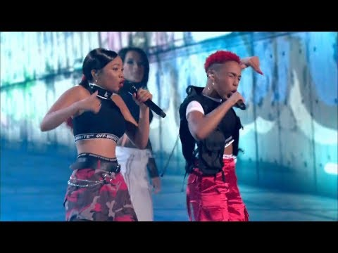The X Factor UK 2018 Acacia & Aaliyah Live Shows Round 2 Full Clip S15E17