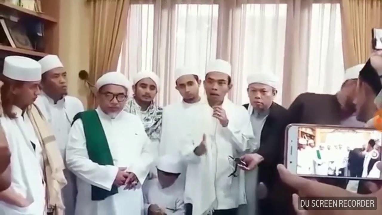 Abdul somad fpi allahuakabar - YouTube
