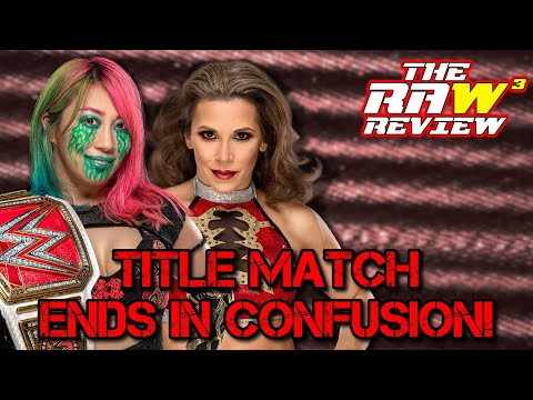 Women's Title Match Ends in Confusion! | The Raw Review (September 14, 2020)