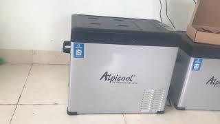 Tủ lạnh xe hơi Alpicool C50