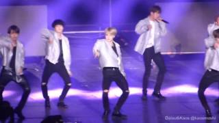 Video [Jimin Focus Day 2] BTS- Am I Wrong - Chile 170312 download MP3, 3GP, MP4, WEBM, AVI, FLV Juli 2018