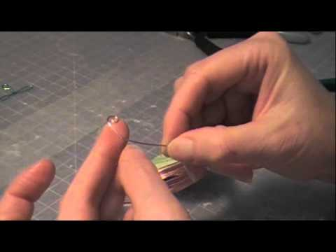Miniature Wire Hanger Tutorial