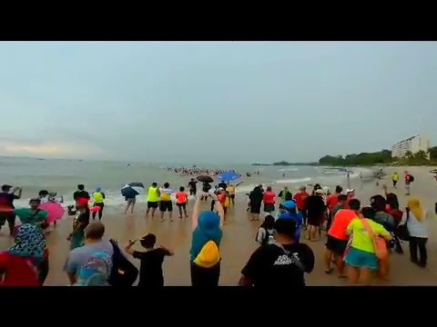 Port Dickson International Triathlon 2017 (sprint)