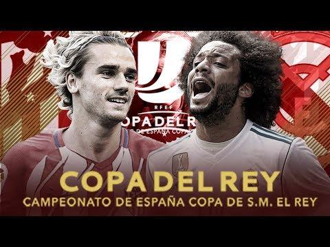 FIFA 18 Career Mode: Atletico Madrid - S3EP67 - La Liga Champions + Copa De Espana FINAL!