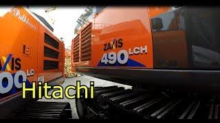 Hitachi 490 LCH Excavator