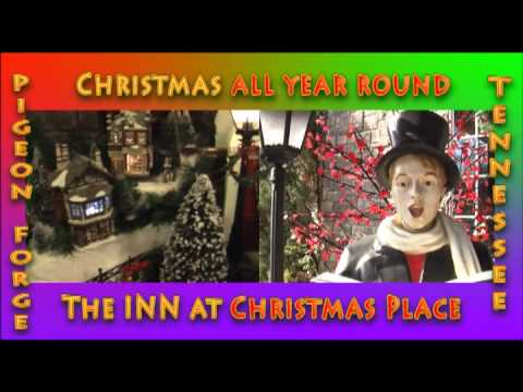 The Inn At Christmas Place Pigeon Forge Tennessee Hotel