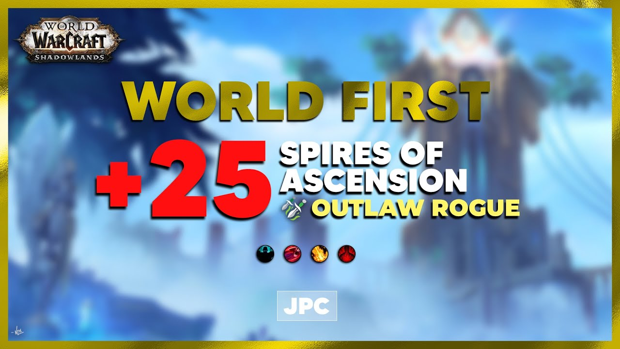 Download WORLD FIRST +25 Spires of Ascension | JPC Rogue PoV