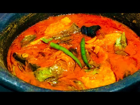 Fish Curry   Kerala Style   SouthIndian Fish Recipe Without Coconut Milk