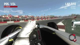 F1 2010 第5戦 スペインGP 「小林可夢偉でオーバーテイク!」