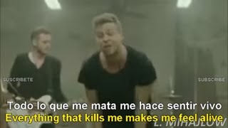 OneRepublic - Counting Stars [Subtitulado Español - Lyrics English] Official Video